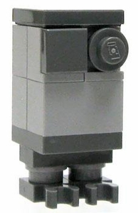 LEGO Star Wars LOOSE Mini Figure Gonk Droid [Version 2]