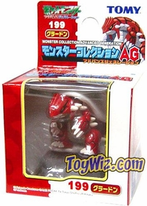 Pokemon Mini PVC Figure #199 Groudon