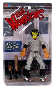 Mezco Toyz The Warriors Action Figure Yellow Faced Baseball Fury [Clean Version]