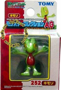 Pokemon Mini PVC Figure #252 Treecko