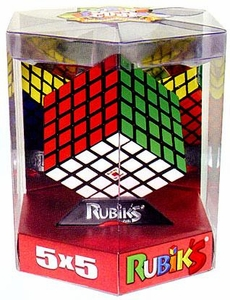 Winning Moves Puzzle Game Rubik's Professor Cube (5x5)