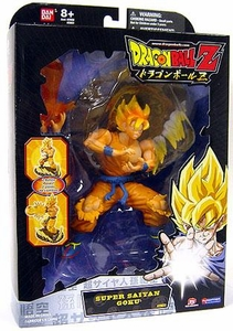 Dragon Ball Z 6.5 Inch Deluxe Action Figure & Diorama Super Saiyan Goku
