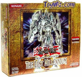 YuGiOh The Lost Millennium Booster BOX [24 Packs]