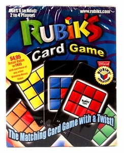 Puzzle Game Rubik's Card Game