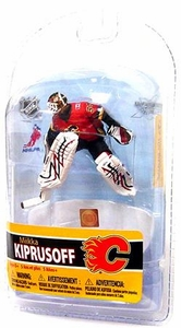 McFarlane Toys NHL Sports Picks 3 Inch Mini Figure Series 5 Miikka Kiprusoff (Calgary Flames)