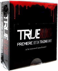 Rittenhouse True Blood Premiere Edition Trading Card Box [24 Packs]