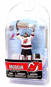 McFarlane Toys NHL Sports Picks 3 Inch Mini Figure Series 5 Martin Brodeur (New Jersey Devils)