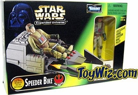Star Wars POTF2 Power Of The Force Expanded Universe Speeder Bike