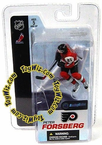 McFarlane Toys NHL 3 Inch Sports Picks Series 3 Mini Figure Peter Forsberg (Philadelphia Flyers)
