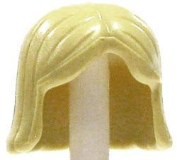 LEGO LOOSE HAIR Sandy Blonde Shoulder Length