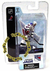 McFarlane Toys NHL 3 Inch Sports Picks Series 3 Mini Figure Jaromir Jagr (New York Rangers)