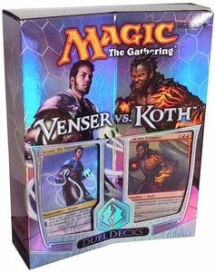 Magic the Gathering Duel Decks Venser vs. Koth