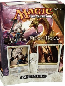 Magic the Gathering Duel Decks Ajani vs. Nicol Bolas