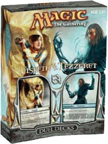 Magic the Gathering Duel Decks Elspeth vs. Tezzeret