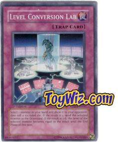 YuGiOh The Lost Millennium Single Card Common TLM-EN054 Level Conversion Lab