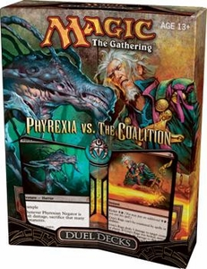 Magic the Gathering Duel Decks Phyrexia vs. the Coalition