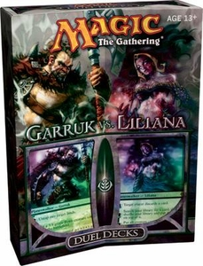 Magic the Gathering Duel Decks Garruk vs. Liliana