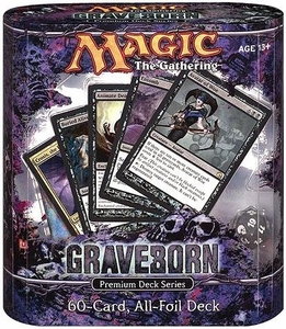 Magic the Gathering Card Game Premium Deck Series Graveborn