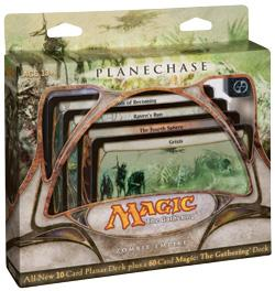 Magic the Gathering Card Game Planechase Theme Deck Zombie Empire