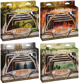 Magic the Gathering Card Game Planechase Set of 4 Theme Decks