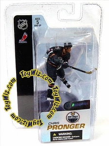 McFarlane Toys NHL 3 Inch Sports Picks Series 3 Mini Figure Chris Pronger (Edmonton Oilers)