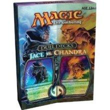 Magic the Gathering Duel Decks Jace vs. Chandra  Impossible to Find!
