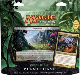 Magic the Gathering Planechase 2012 Deck Chaos Reigns