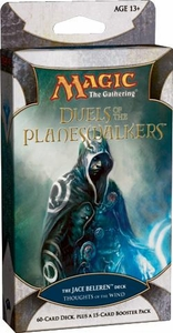 Magic the Gathering Duels of the Planeswalkers Thoughts of the Wind Jace Deck