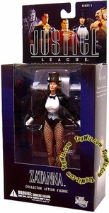 DC Direct Justice League Alex Ross Series 4 Action Figure Zatanna
