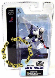 McFarlane Toys NHL 3 Inch Sports Picks Series 3 Mini Figure Jeremy Roenick (Los Angeles Kings)