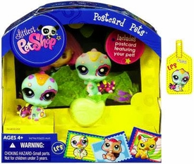 Littlest Pet Shop Series 6 Postcard Pets Inchworm