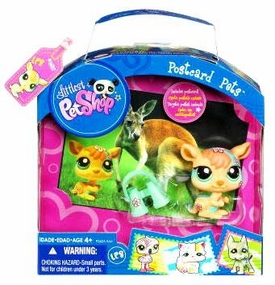Littlest Pet Shop Series 5 Postcard Pets Kangaroo