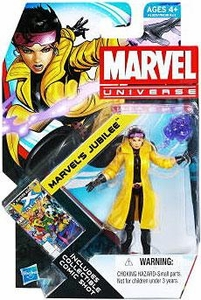Marvel Universe 3 3/4 Inch Series 20 Action Figure #23 Jubilee