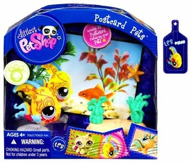 Littlest Pet Shop Series 4 Postcard Pets Angelfish