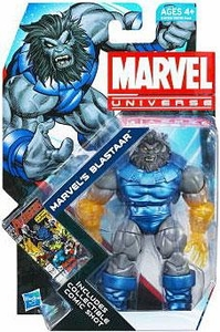 Marvel Universe 3 3/4 Inch Series 20 Action Figure #24 Blastaar [Clear Arms!]