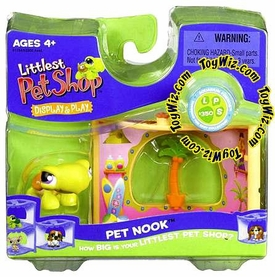 Littlest Pet Shop Series 1 Nook Figure Turtle