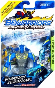 Beyblades Beywarriors Shogun Steel Endurance Attack BW-10 Guardian Leviathan