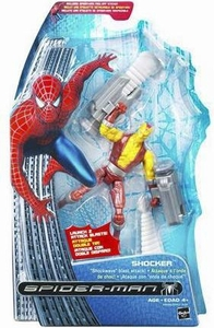 Spider-Man 3 Hasbro Movie Action Figure Shocker