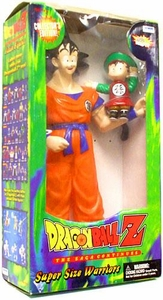 Dragon Ball Z Super Size Warriors 18 Inch Figure Goku & Gohan