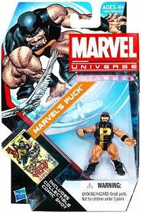 Marvel Universe 3 3/4 Inch Series 21 Action Figure #20 Marvel's Puck