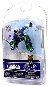 McFarlane Toys NHL Sports Picks 3 Inch Mini Figure Series 5 Roberto Luongo (Vancouver Canucks)