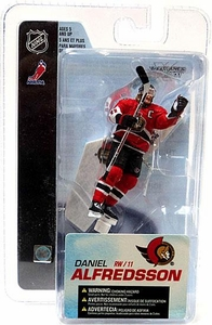 McFarlane Toys NHL Sports Picks 3 Inch Mini Figure Series 4 Daniel Alfredsson (Ottawa Senators)