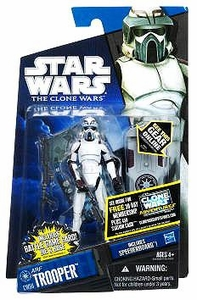Star Wars 2011 Clone Wars Action Figure CW No. 56 ARF Trooper [Kamino]