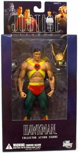DC Direct Justice League Alex Ross Series 4 Action Figure Hawkman