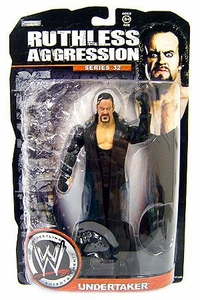 WWE Wrestling Ruthless Aggression Series 32 Action Figure Undertaker