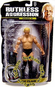 WWE Wrestling Ruthless Aggression Series 31 Action Figure Ric Flair