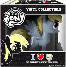 Funko My Little Pony Vinyl Figure Derpy [Bubbles]