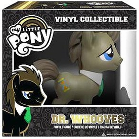 Funko My Little Pony Vinyl Figure Dr. Whooves [Random Color Tie!]
