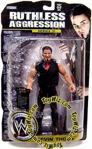 WWE Wrestling Ruthless Aggression Series 31 Action Figure Kevin Thorn