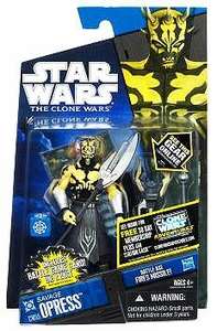 Star Wars 2011 Clone Wars Action Figure CW No. 55 Savage Opress [Shirtless]